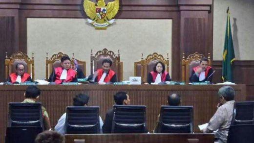 Sidang Lanjutan Kasus E-KTP, Jaksa Hadirkan 6 Saksi dari Kemendagri dan LKPP
