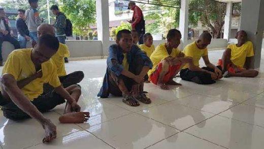 Jokowi Menang Telak di Rumah Sakit Jiwa Grogol