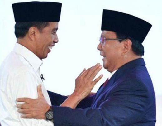 Hasil Quick Count Pilpres 2019 LSI Denny JA: Jokowi 44,58% Prabowo 55,44%, Data Masuk 61%