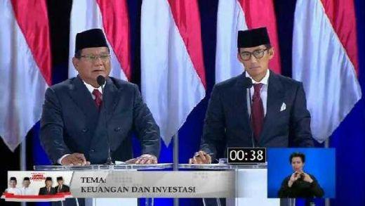 BPN: Hasil Penghitungan Internal Prabowo-Sandi Unggul Sementara 55 Persen