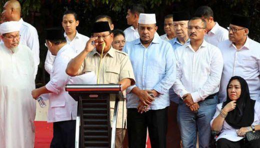 Prabowo Kalah di Quick Count Pilpres 2019, Pendukung Serukan Matikan TV
