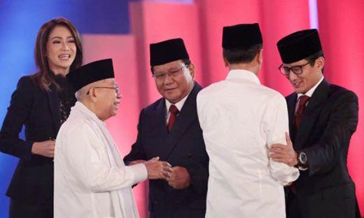 QC Sementara Indo Barometer: Prabowo - Sandi Unggul 90,79 Persen di Sumatera Barat
