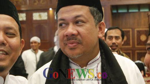 Soal People Power, Fahri Hamzah Minta Pemerintah Tidak Main-main