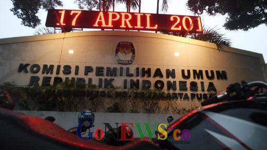 KPU Bakal Live Streaming EVP dari TPS ke Ritz Carlton