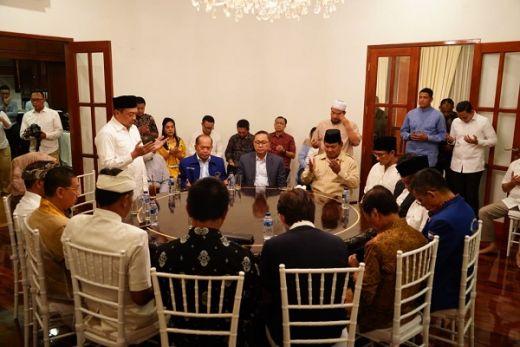 Gelar Doa Bersama, Prabowo Optimistis Indonesia di Ambang Kemenangan