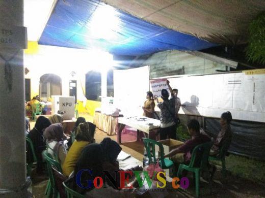 Hasil Rekap Akhir, Prabowo Menang Telak di TPS Wali Kota Dumai