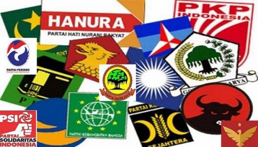 7 Parpol Ini Tak Lolos ke Senayan Menurut Quick Count CSIS-Cyrus Network