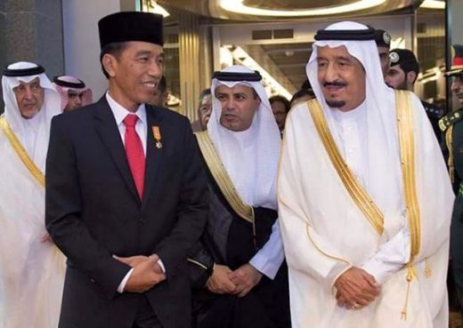Jokowi Umrah, Kerajaan Arab Saudi Tambah 10 Ribu Kuota Haji