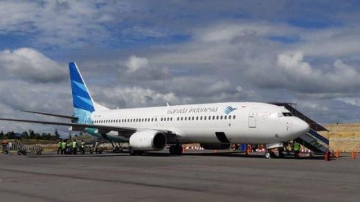 Dihantam Badai Corona, Gaji Direksi hingga Karyawan Garuda Indonesia Dipotong