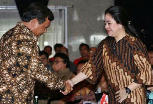 Pengamat Sebut Prabowo-Puan Sangat Mungkin Diduetkan di Pilpres 2024