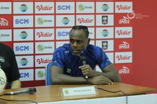 Victor Igbonefo Akui Permainan Bagus PSS