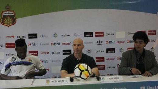 Rafael Akui Tak Mudah Kalahkan Bhayangkara FC