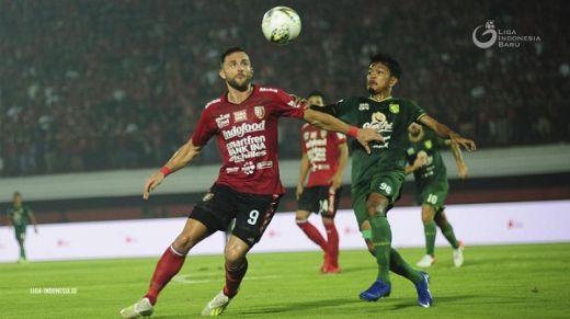 Stefano Puas Bali United Raih Tiga Poin