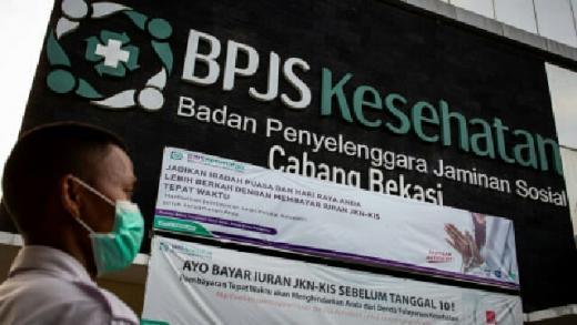 Hanura: Kenaikan Iuran BPJS saat Pandemi Covid-19 Tidak Tepat