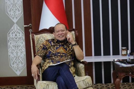 Ketua DPD RI Desak Jabatan Wakil Wali Kota Padang Segera Diisi