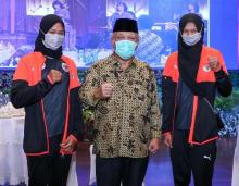 Dua Pedayung Putri Perkuat Barisan Kontingen Indonesia