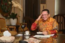 Bamsoet Ajak Aktifis Jaga Stabilitas dan Kondusifitas Bangsa Indonesia