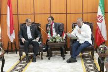 Ketua DPD RI Dorong Perluasan Kerjasama Ekonomi Indonesia-Iran