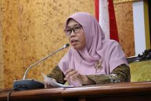 Netty Prasetiyani Sebut RUU HIP Menghianati Kesepakatan Para Pendiri Bangsa