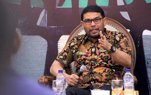 Nasir Djamil Ungkap Rahasia Aceh Bisa Berangkatkan Jamaah Haji dan Umroh Tahun Ini
