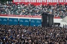 Covid-19 di RI Meledak, Wuhan Justru Gelar Wisuda 11.000 Pelajar Tanpa Masker dan Jaga Jarak