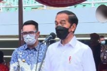 Presiden Targetkan Bogor Capai Kekebalan Komunal Agustus 2021