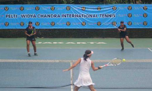 Ana dan Ani Sukses di Laga Pembuka Widya Chandra International Tennis