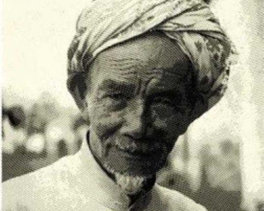 Melawan Lupa, KH Subchi Parakan, Kiai Bambu Runcing, Guru Jenderal Soedirman