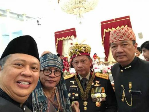 Hadiri HUT RI di Istana, Bamsoet: Minta Seluruh Elemen Bangsa Bijak Jelang Tahun Politik