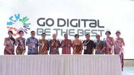 Apa Kaitan Go Digital dengan Core Economy Indonesia?