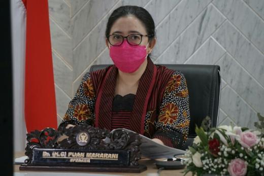 Ketua DPR Minta Kantor Pemerintah Beri Contoh Disiplin Protokol Kesehatan