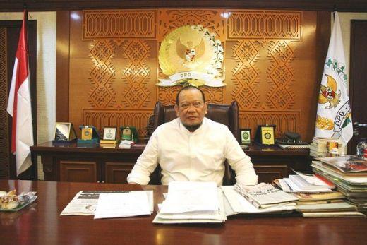 La Nyalla Tetap Maju Jadi Calon Ketum PSSI Meski sudah Jadi Ketua DPD