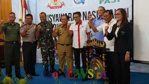 KONI Pusat Dukung Arung Jeram Tampil di PON Papua 2020