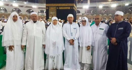 Bertemu di Makkah, Ketua DPD dan Ketua DPR Sepakat Perkuat Kemitraan demi Kepentingan Daerah