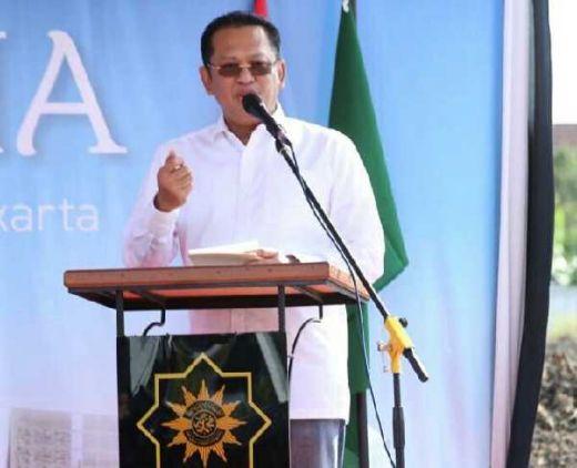 Ketua MPR: Sikapi Intoleransi, Negara Jangan Minimalis