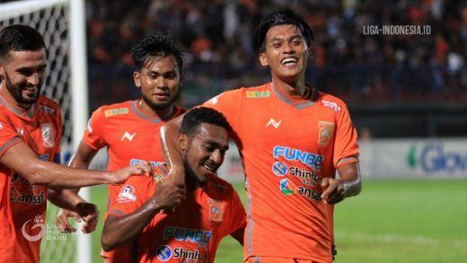 Diego Michels Siap Perkuat Borneo FC Hadapi PS Sleman