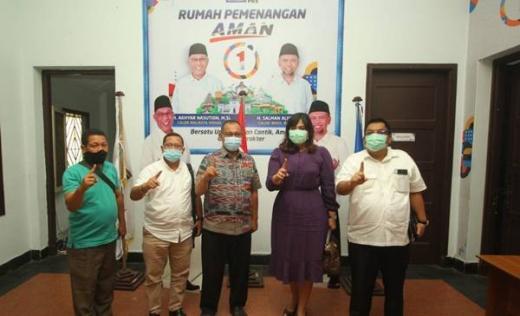 Pariban Luhut Panjaitan Membelot, Tolak Dukung Mantu Jokowi