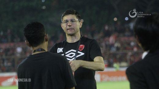 Kalezic Tetap Dampingi PSM Lawan Persib Bandung