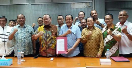 DPD RI Perjuangkan 13 Cabor untuk Bertanding di PON Papua