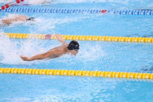 Klub Millennium Aquatic Jakarta Pusat Pertahankan Juara Umum