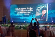 Syarief Hasan Luncurkan Buku Biografi Nahkoda Menatap Laut