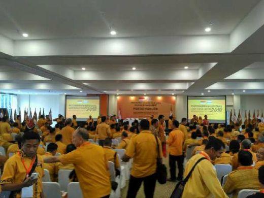 Hingga Malam Ini, Kecuali Meranti dan Inhil, 10 DPC dan DPD Hanura Riau Merapat ke Kubu Sudding