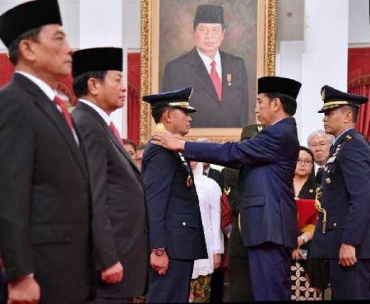 Pengamat Nilai Tepat Jokowi Tunjuk Moeldoko Jadi KSP