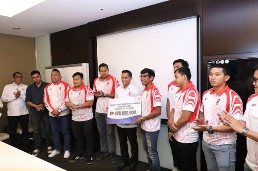 PB PRSI Berikan Apresiasi Kepada Peraih Medali Emas di SEA Games 2019