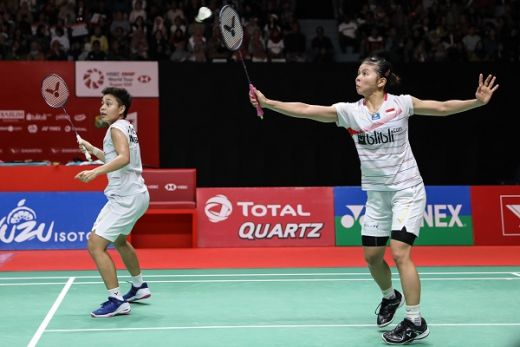 Greysia/Apriyani Tampil Luar Biasa Kalahkan Wakil Korea di Semifinal