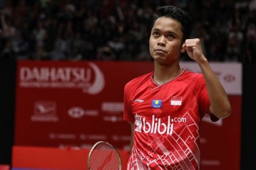 Antony Susul Greysia/Apriyani ke Final