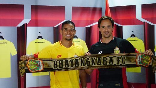 Renan Silva Dikontrak Bhayangkara FC