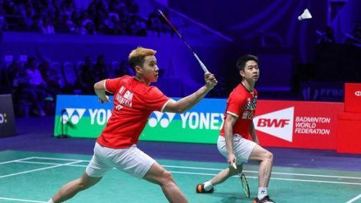Kevin/Marcus ke Final, Indonesia Pastikan Gelar Ganda Putra