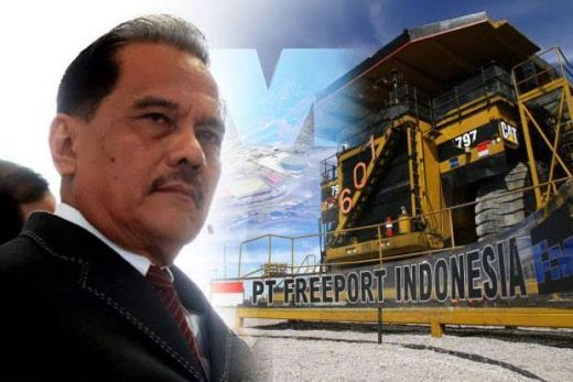 Benarkah Chappy Hakim Mundur dari Dirut PT Freeport Indonesia?