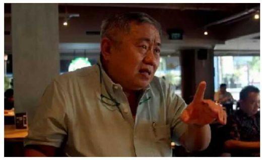 Waduh... Sadis Amat, Koordinator Komunitas Tionghoa Antikorupsi, Lieus Sungkharisma Sebut Ahok Bakal Terpanggang di Putaran Kedua